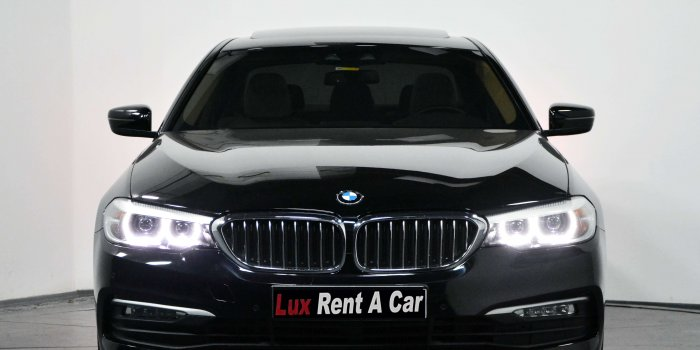 lux rent a car